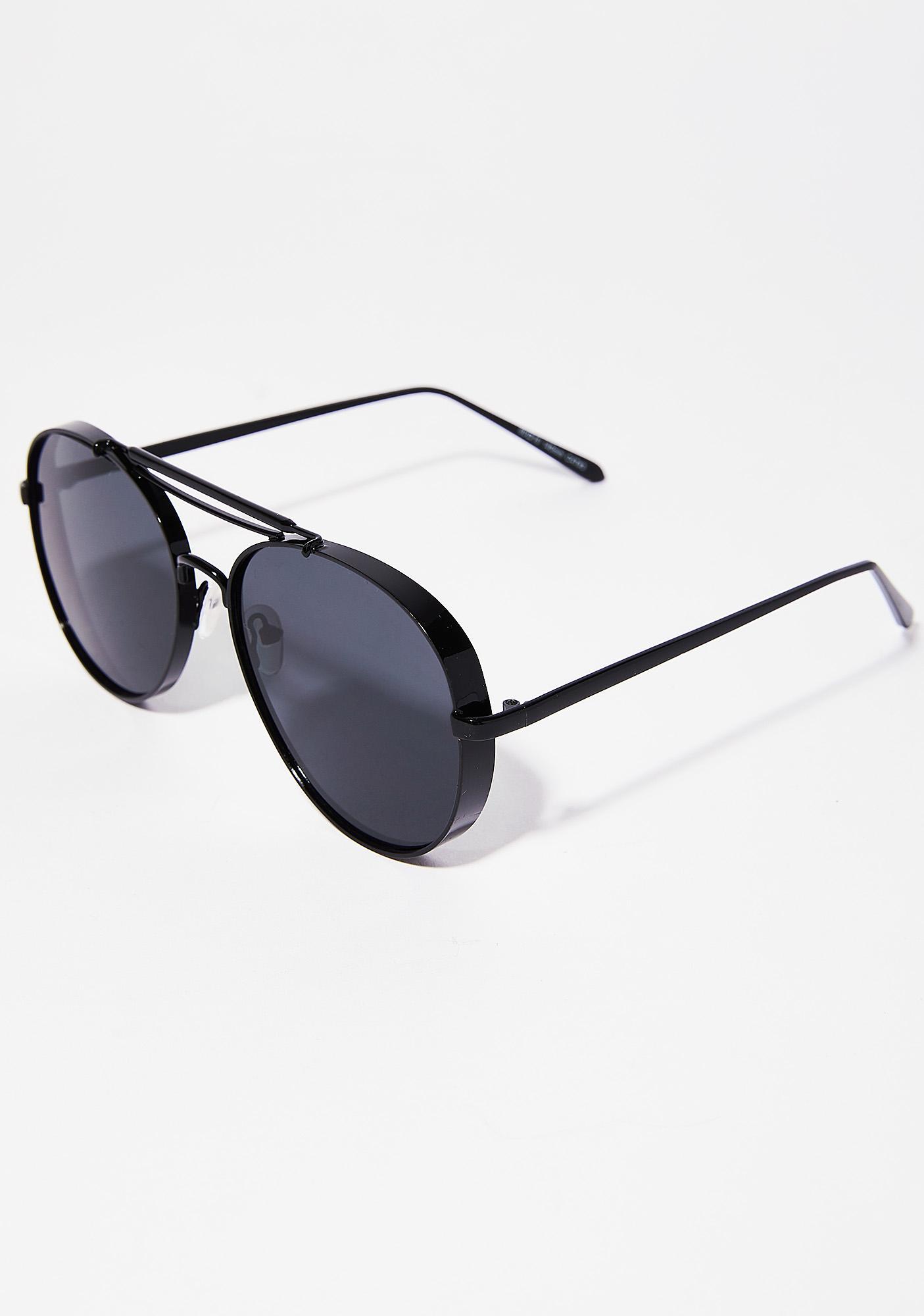 Fly Higher Aviator Sunglasses