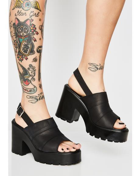 Misty Platform Sandals