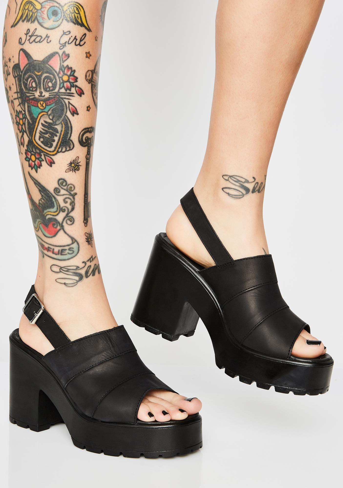 ROC Boots Australia Misty Platform Sandals
