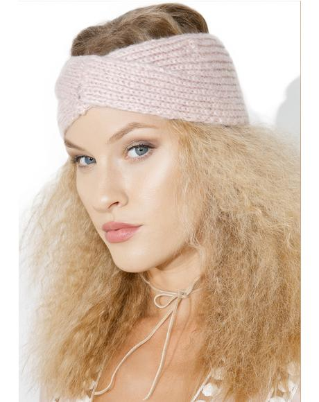 Rosemilk Knit Headband