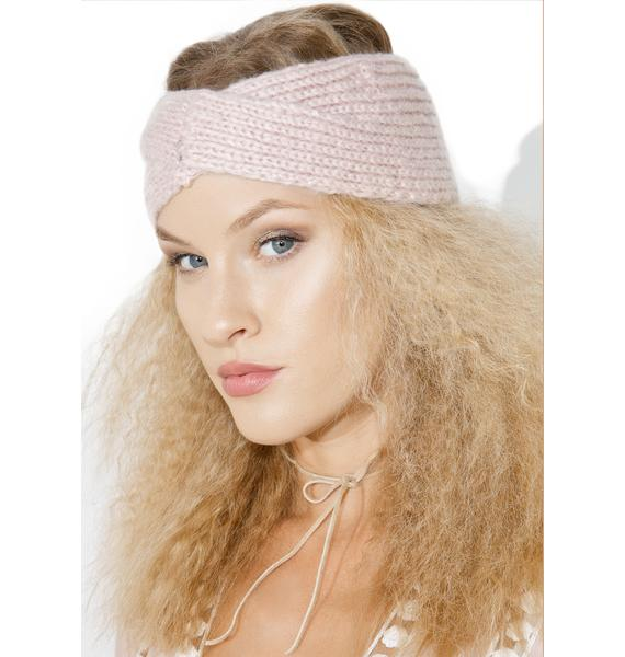 Rosemilk Knit Headband