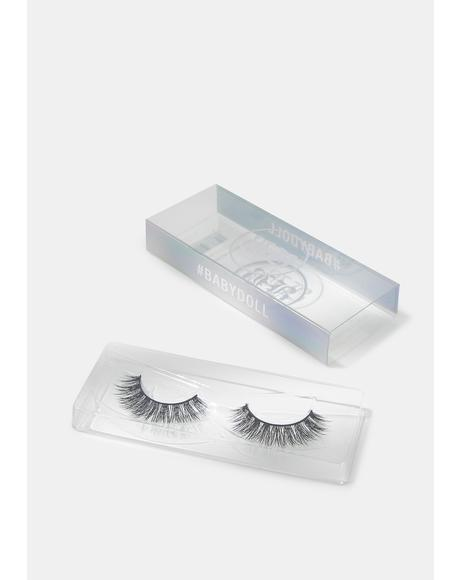 Babydoll Synthetic Eyelashes