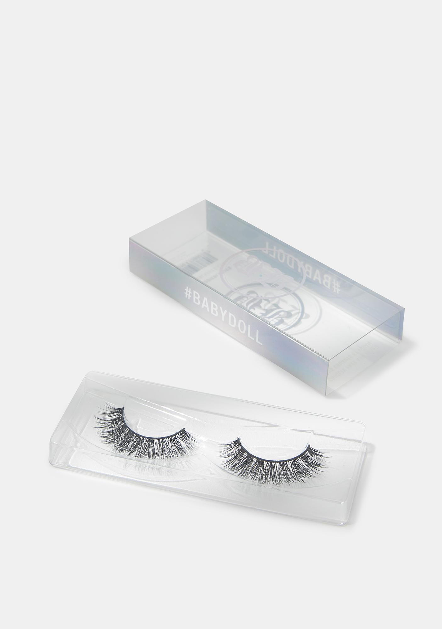 BADDIE B Babydoll Synthetic Eyelashes