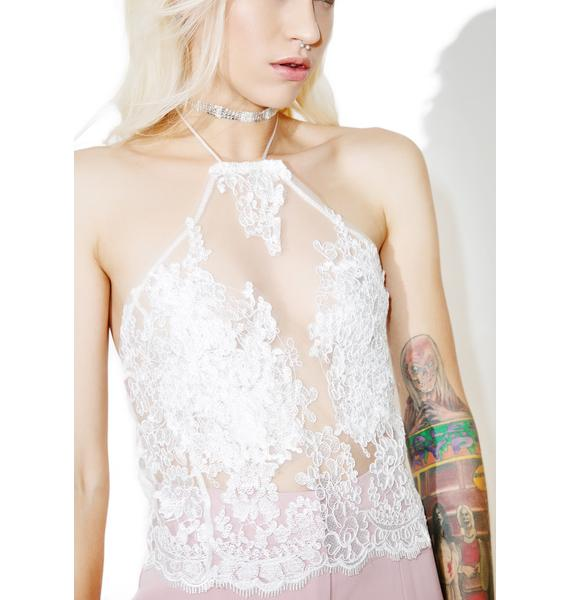 Pretty Please Lace Tank