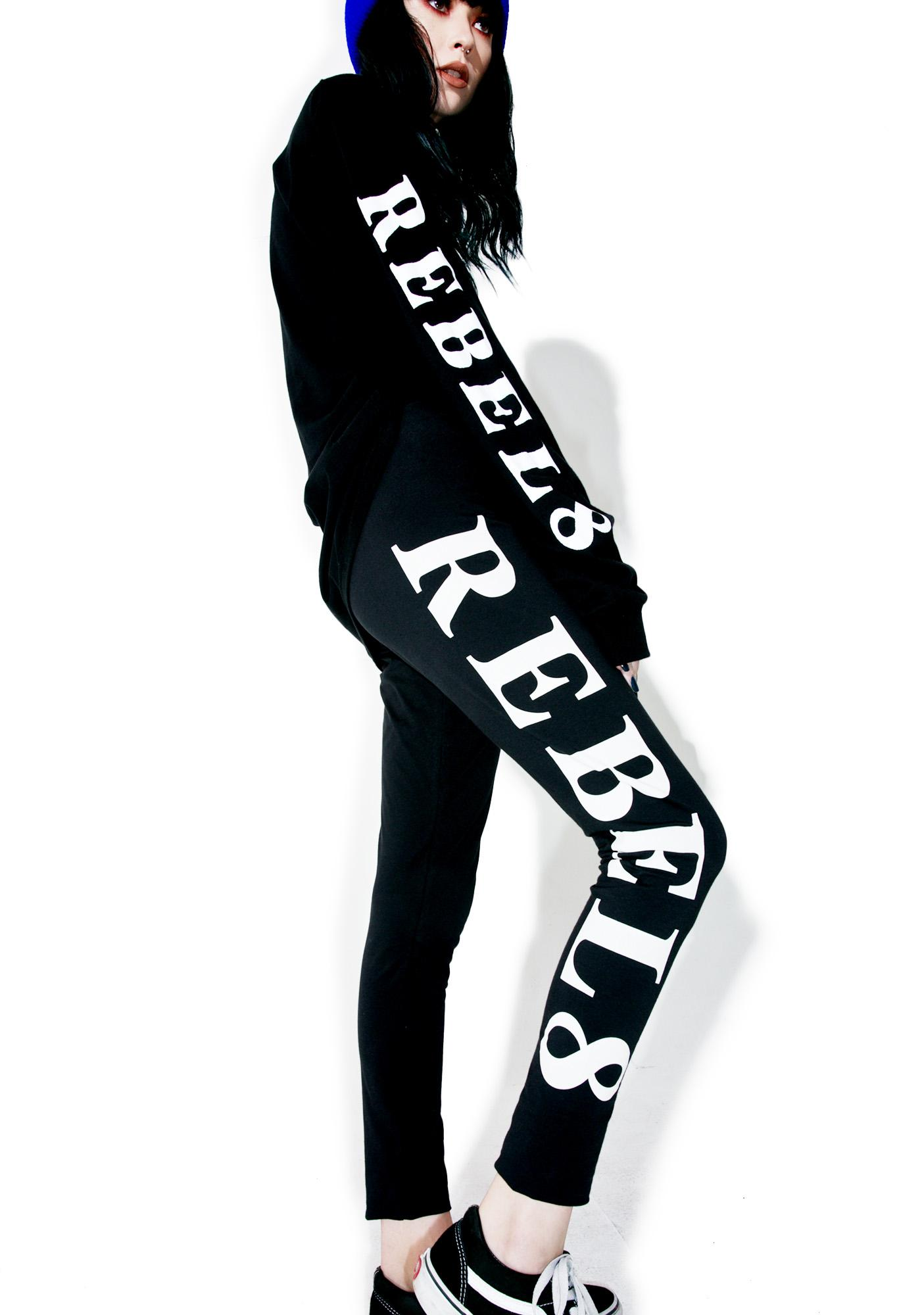 Rebel8 Centifolia Leggings
