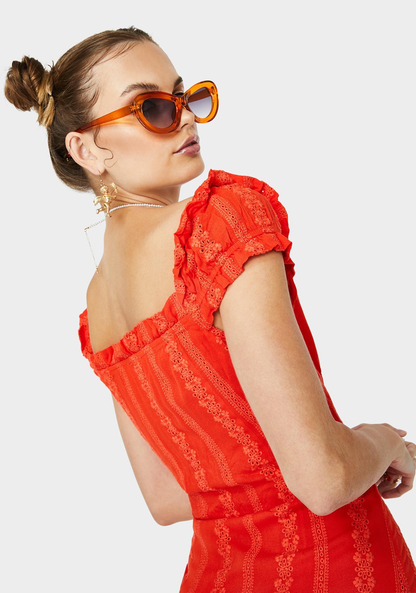 Dressed To Impress Mini Dress