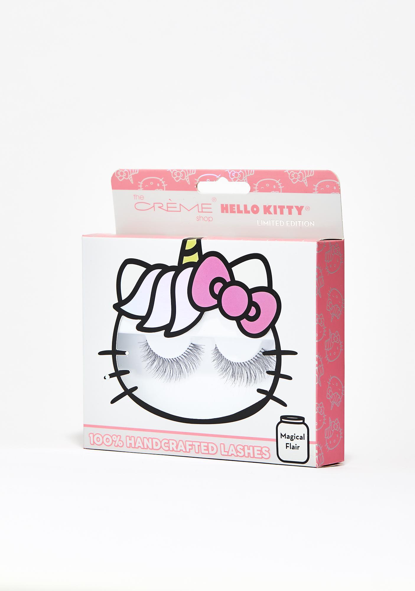 The Crème Shop Magical Flair Hello Kitty Lashes