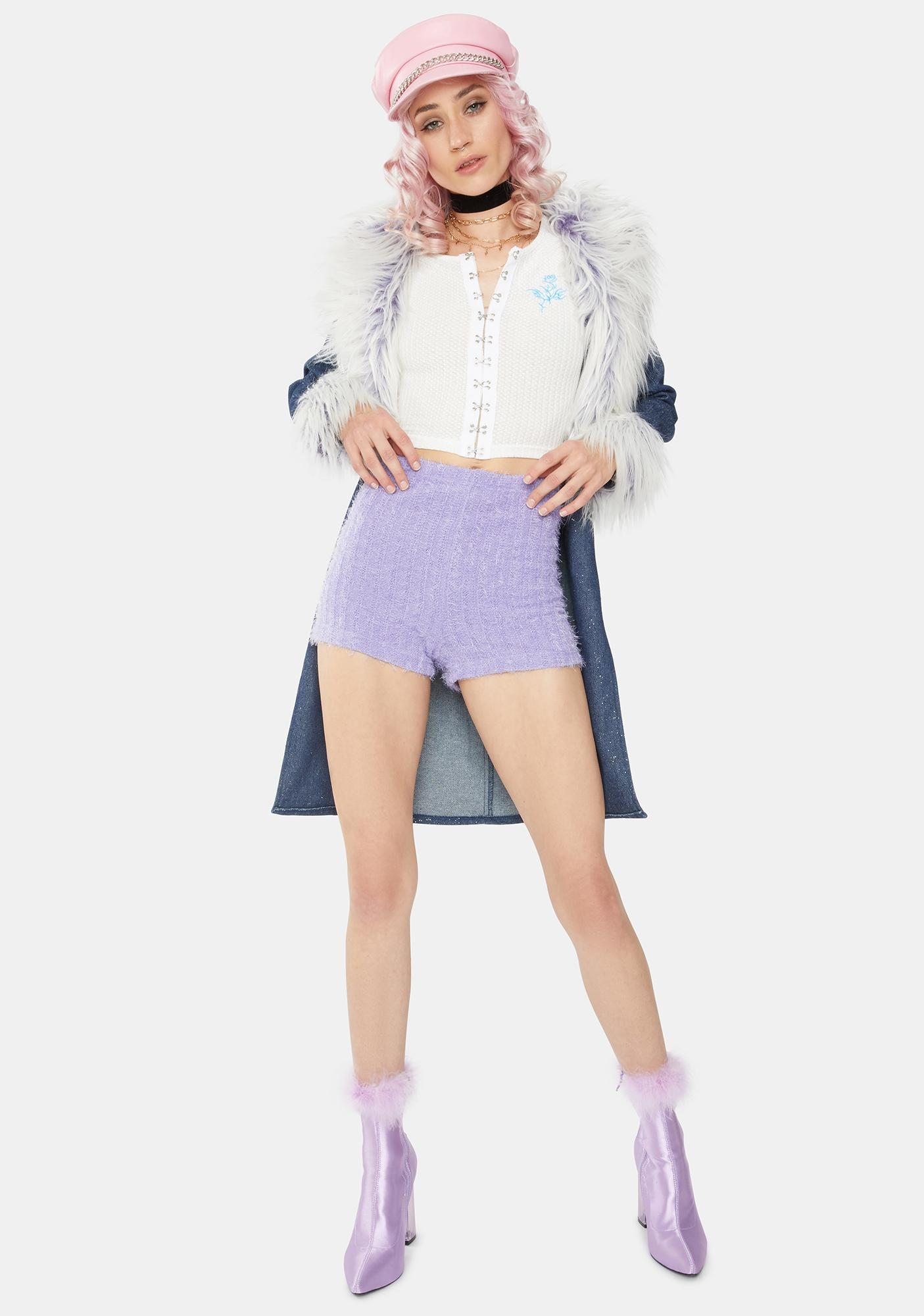 ZEMETA Flory Knit Cardigan