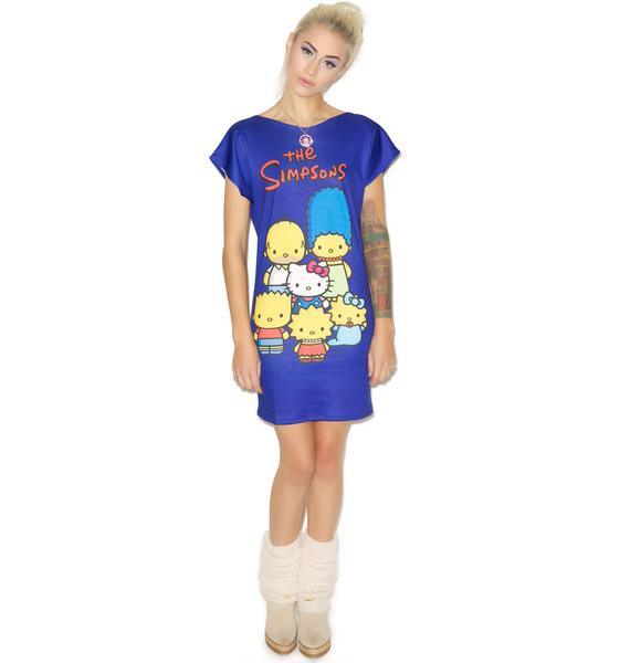 Japan L.A. Family Tunic Dress
