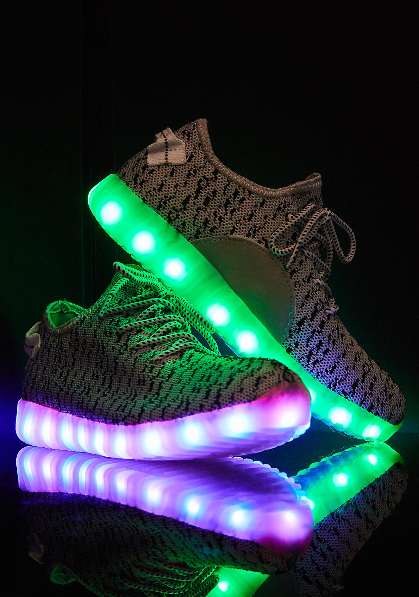 Get Lit Sneakers