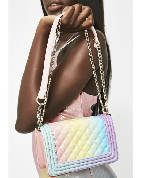 Candylandia Quilted Crossbody