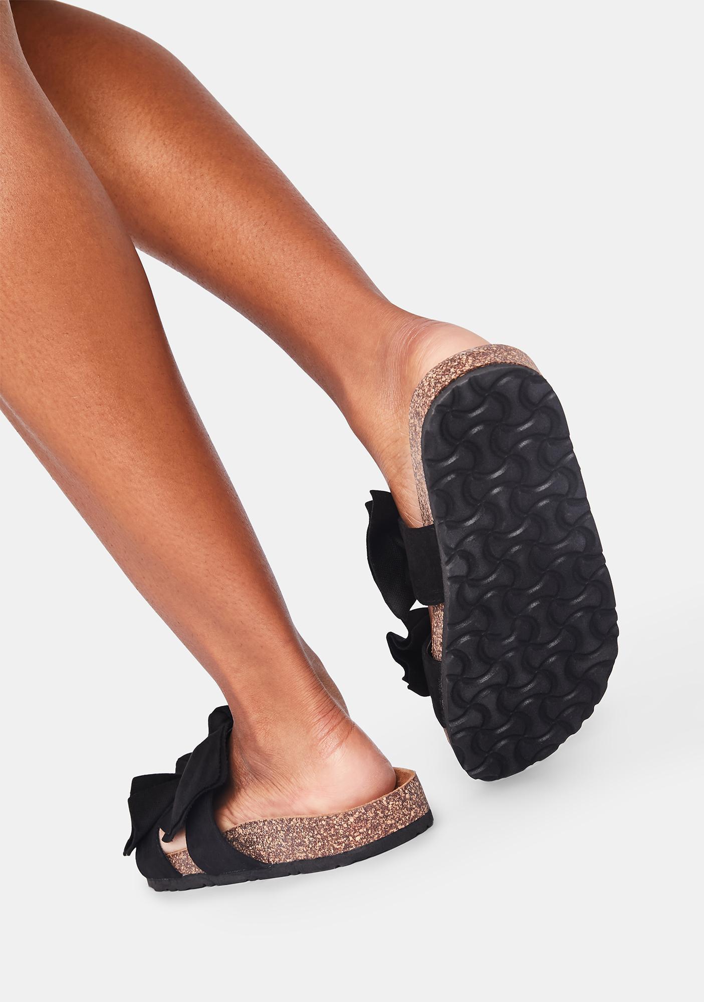 Onyx Easy Living Slide Sandals