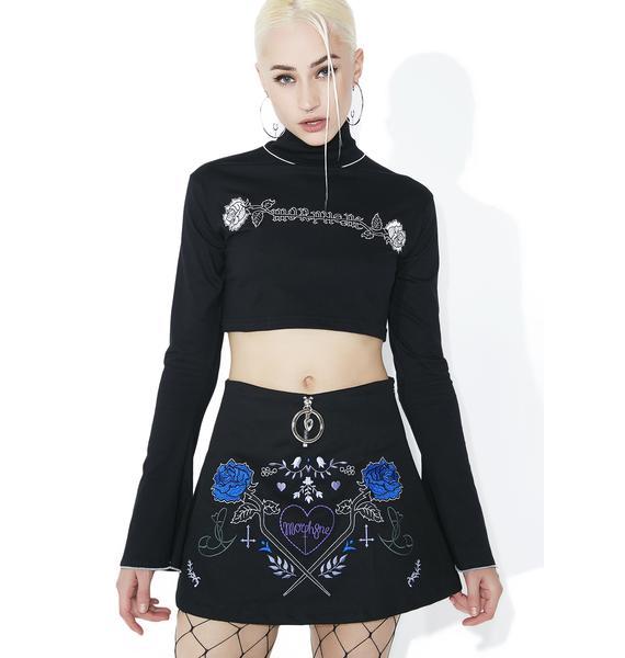 Morph8ne Graveyard Skirt