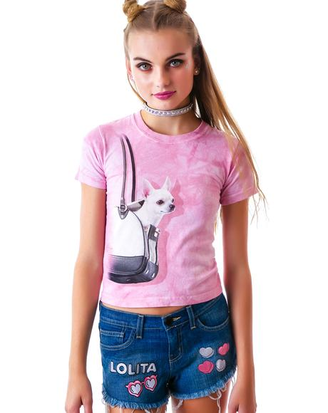 Lolita Denim Shorts