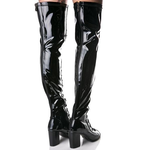 Revolution Thigh-High Boots