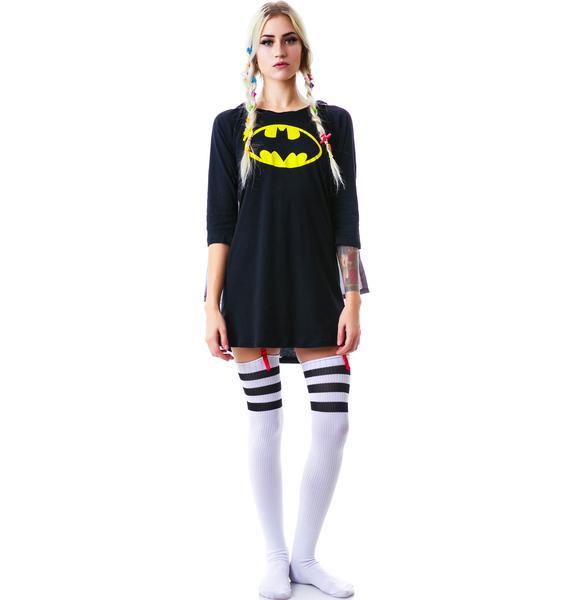 Undergirl Batgirl Dorm Shirt