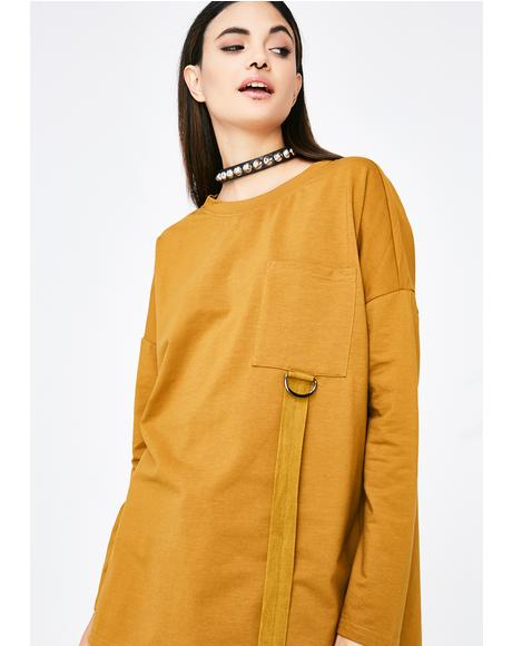 Golden Rule Oversized Tee