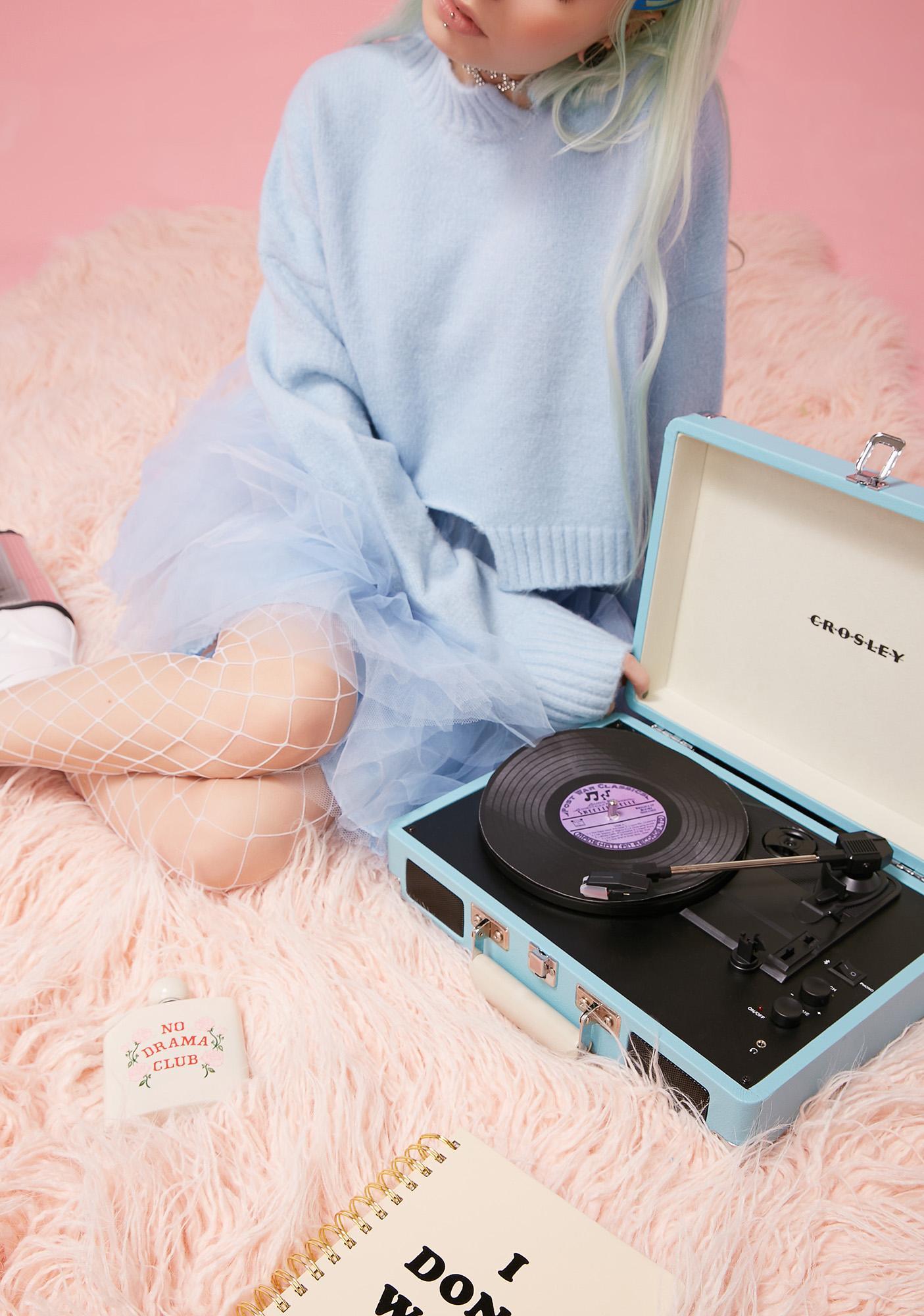 Crosley Cruiser Deluxe Record Player