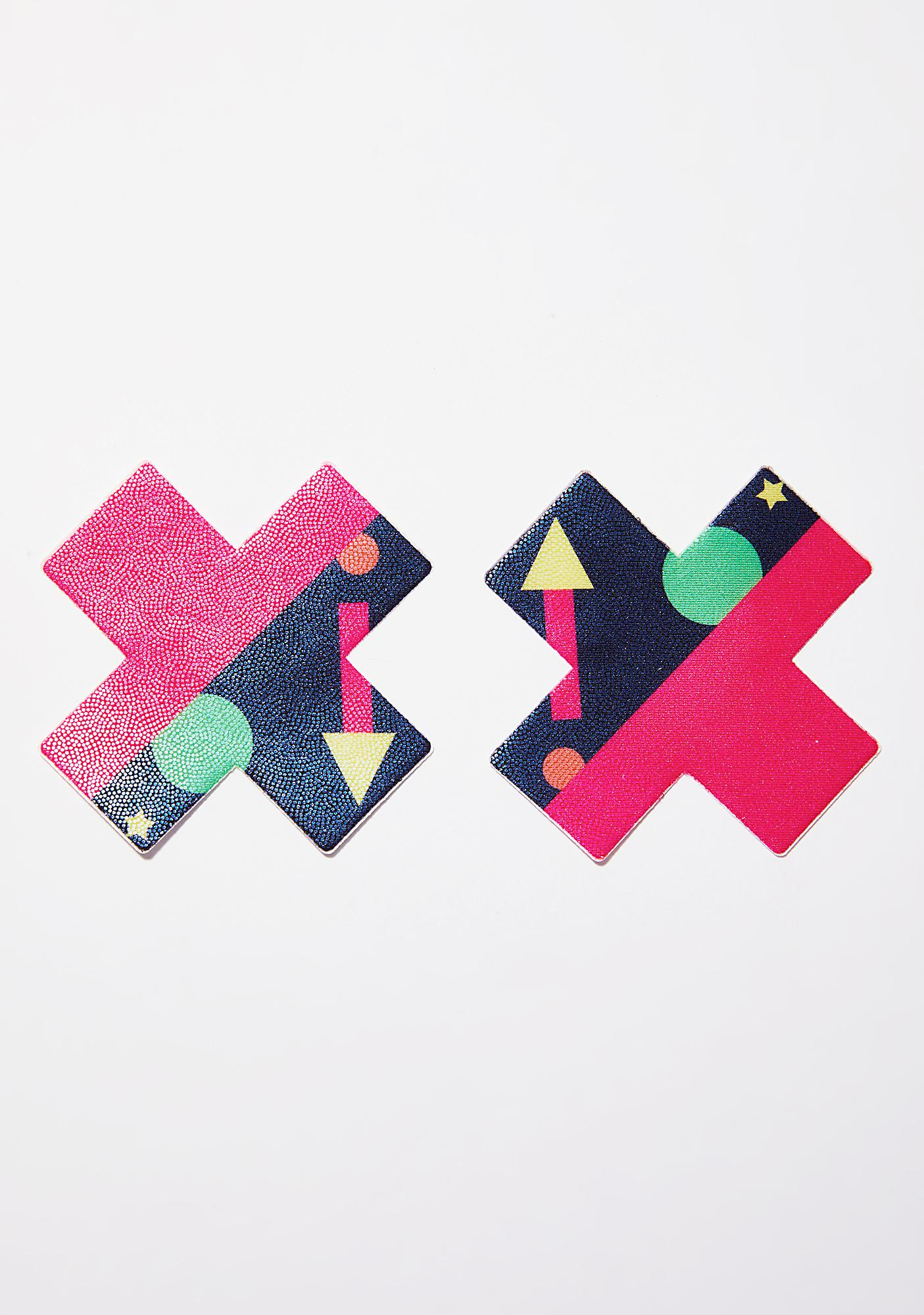 Pastease x Club Exx Shapes X Pasties
