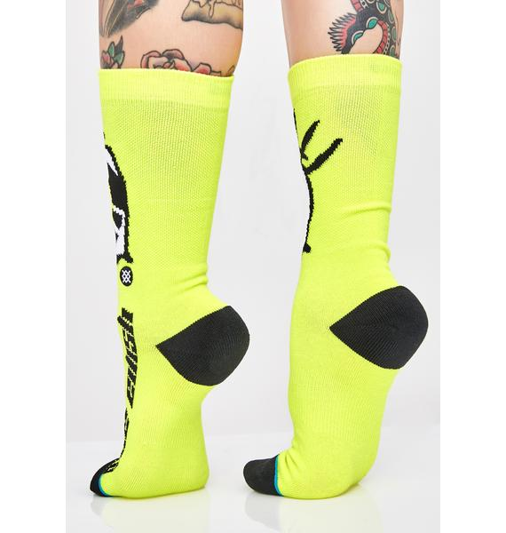 Stance Anime Eyes Socks