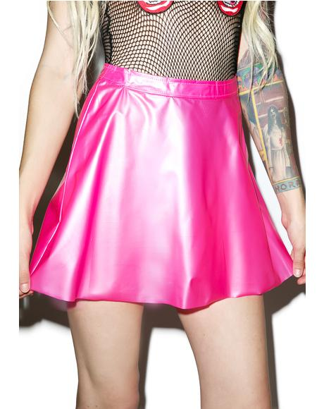 Life In Plastic Plasmatic Skirt