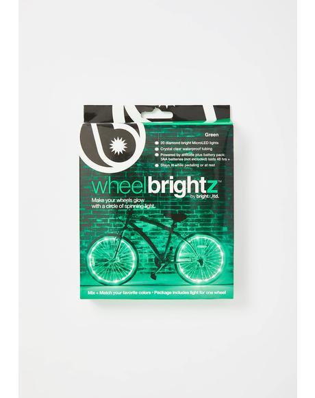 Green Wheel Brightz