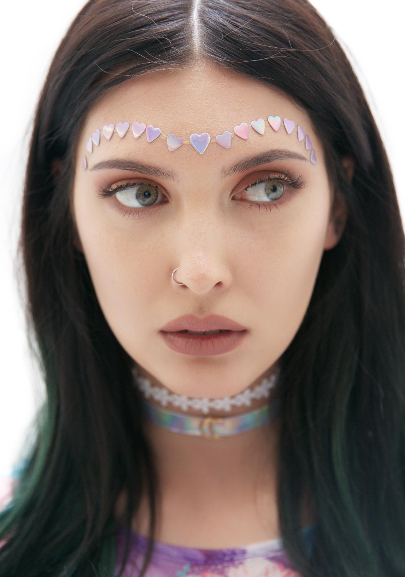 Heartthrob Face Jewels