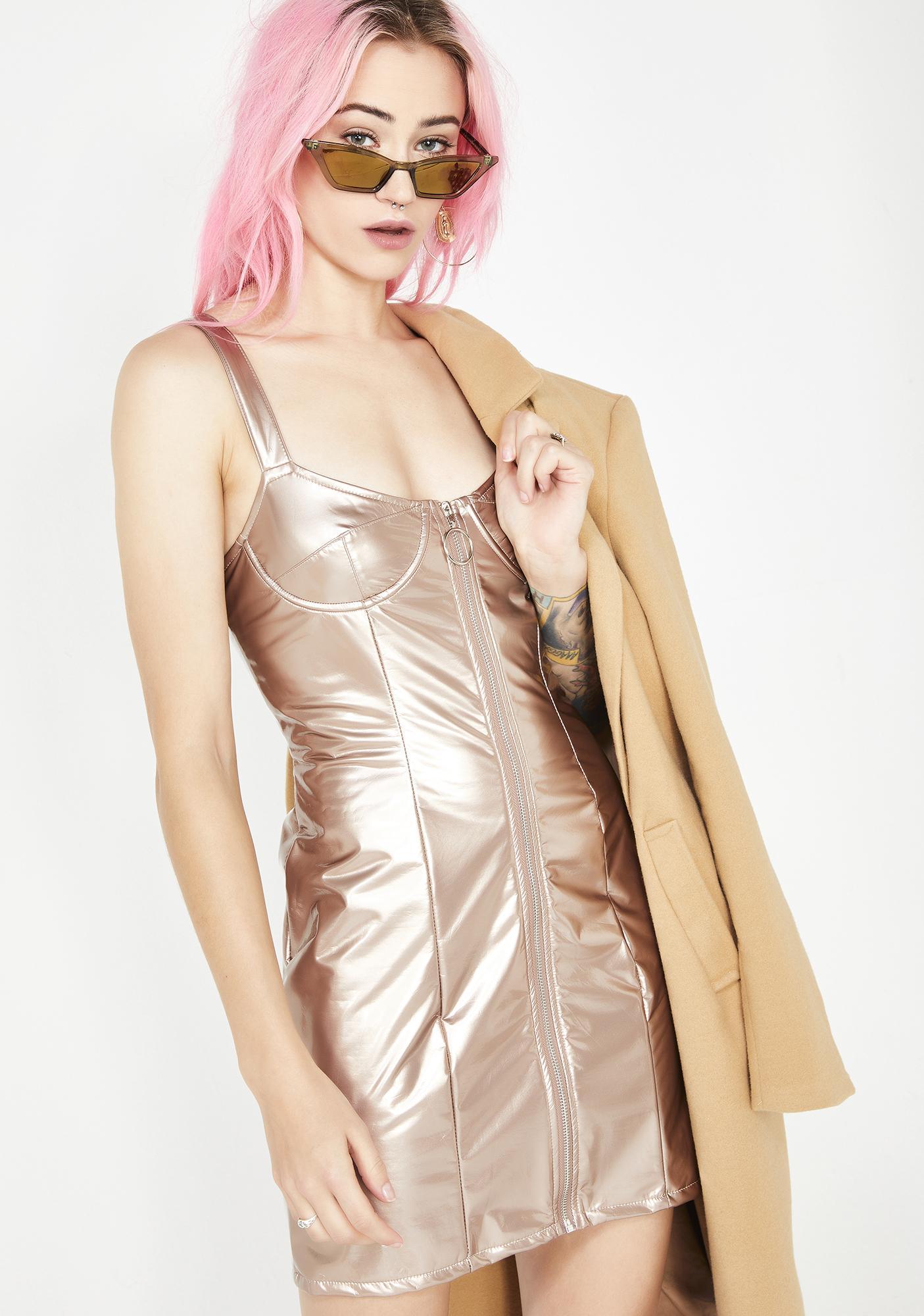 She Bad Mini Dress