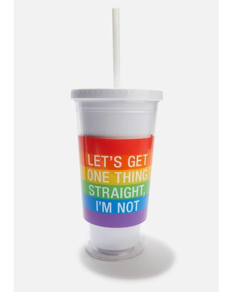 U Wish Tumbler Cup