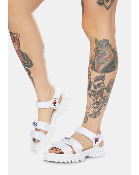 Yak Chunky Sandals