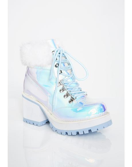 Snow Blazin' Hiker Boots