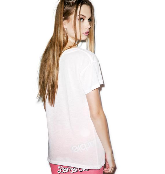Wildfox Couture Smart Blonde Easy Tee