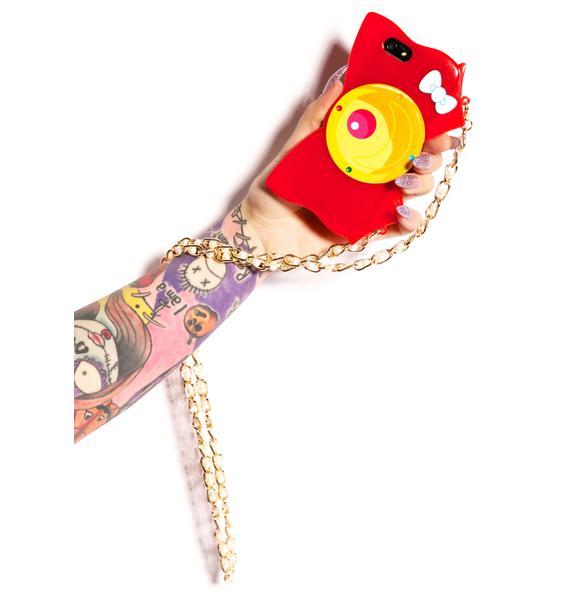 Sailor Locket Bow iPhone 5 Case