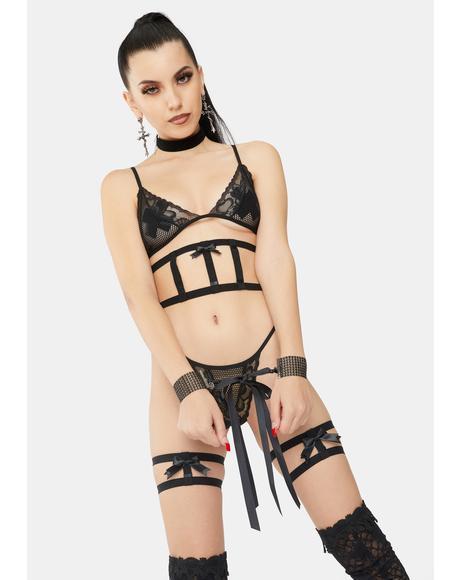 Black Vixen Handcuffs