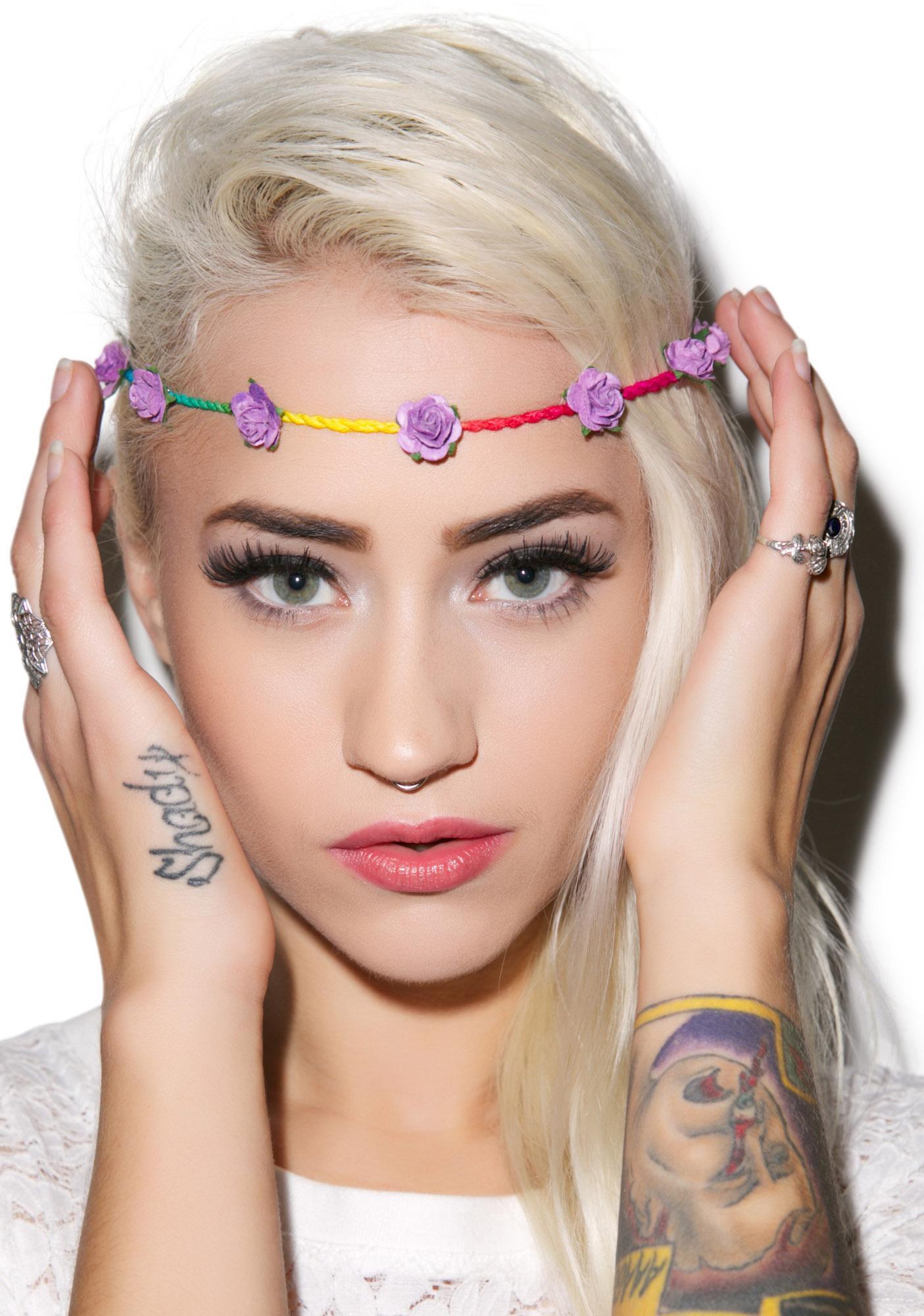 Bella Floral Headband