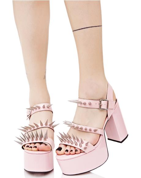 Piercing Scream Platforms