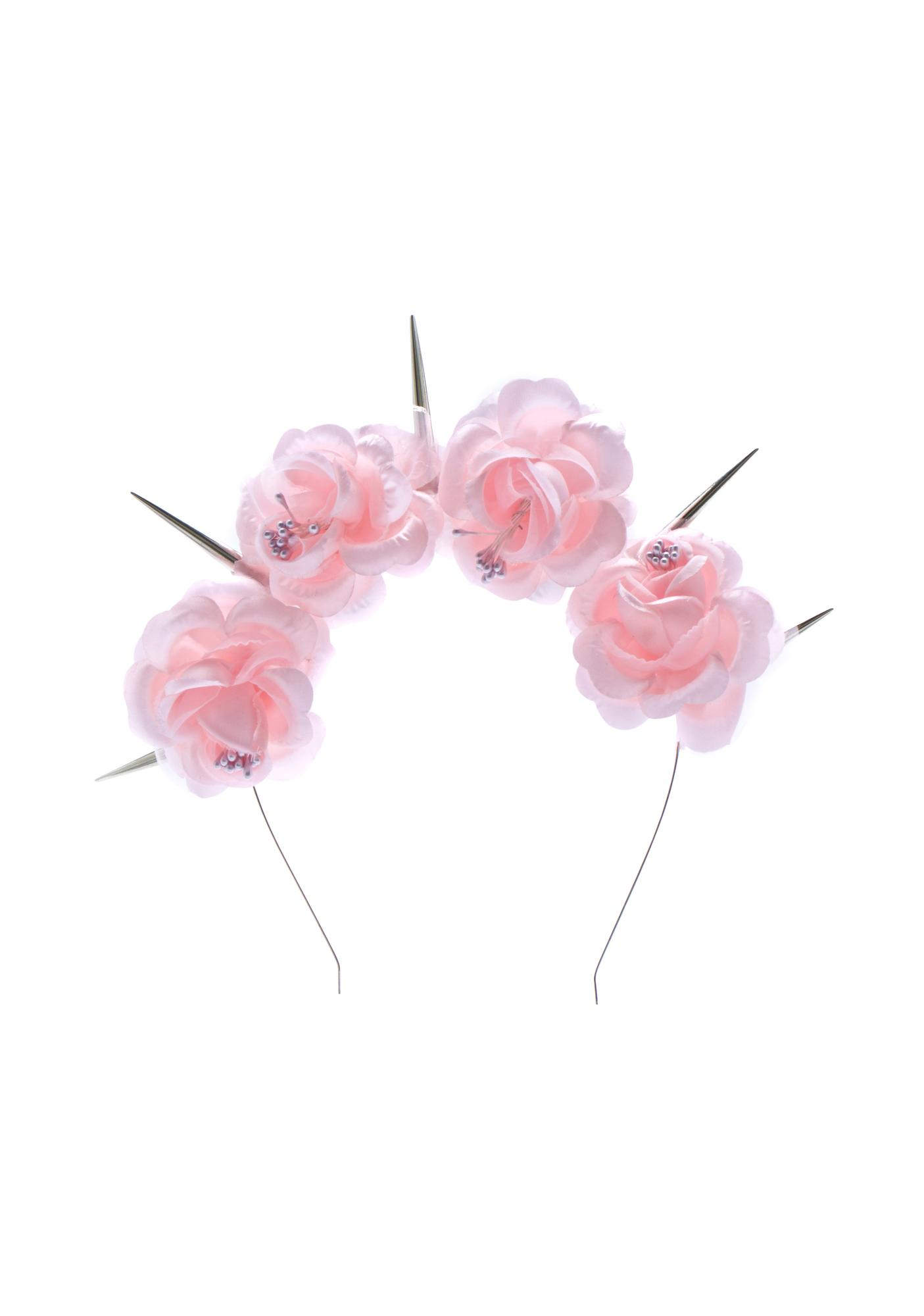 Lana Angel Roses Headband