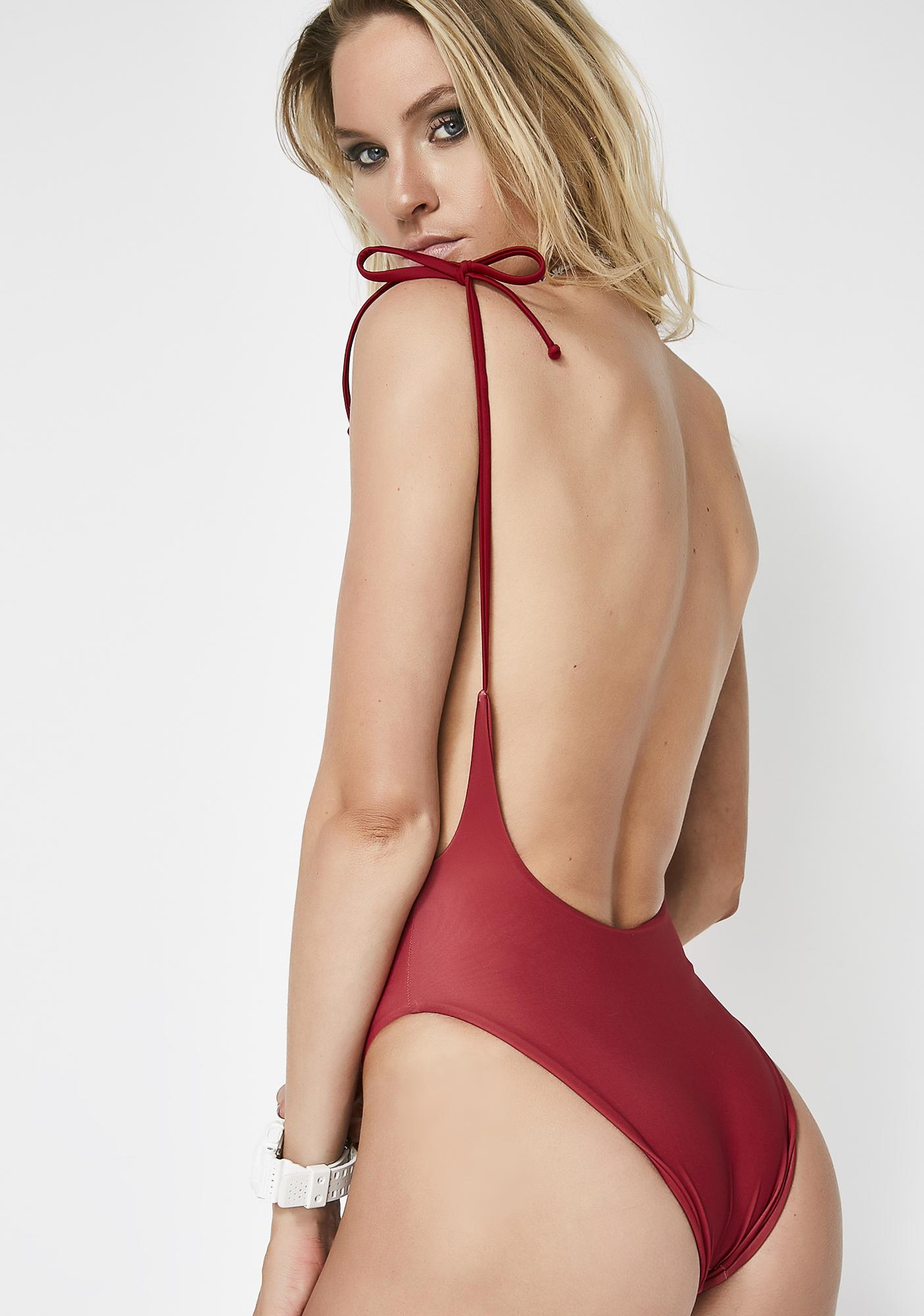 Wildfox Couture Andi One Piece