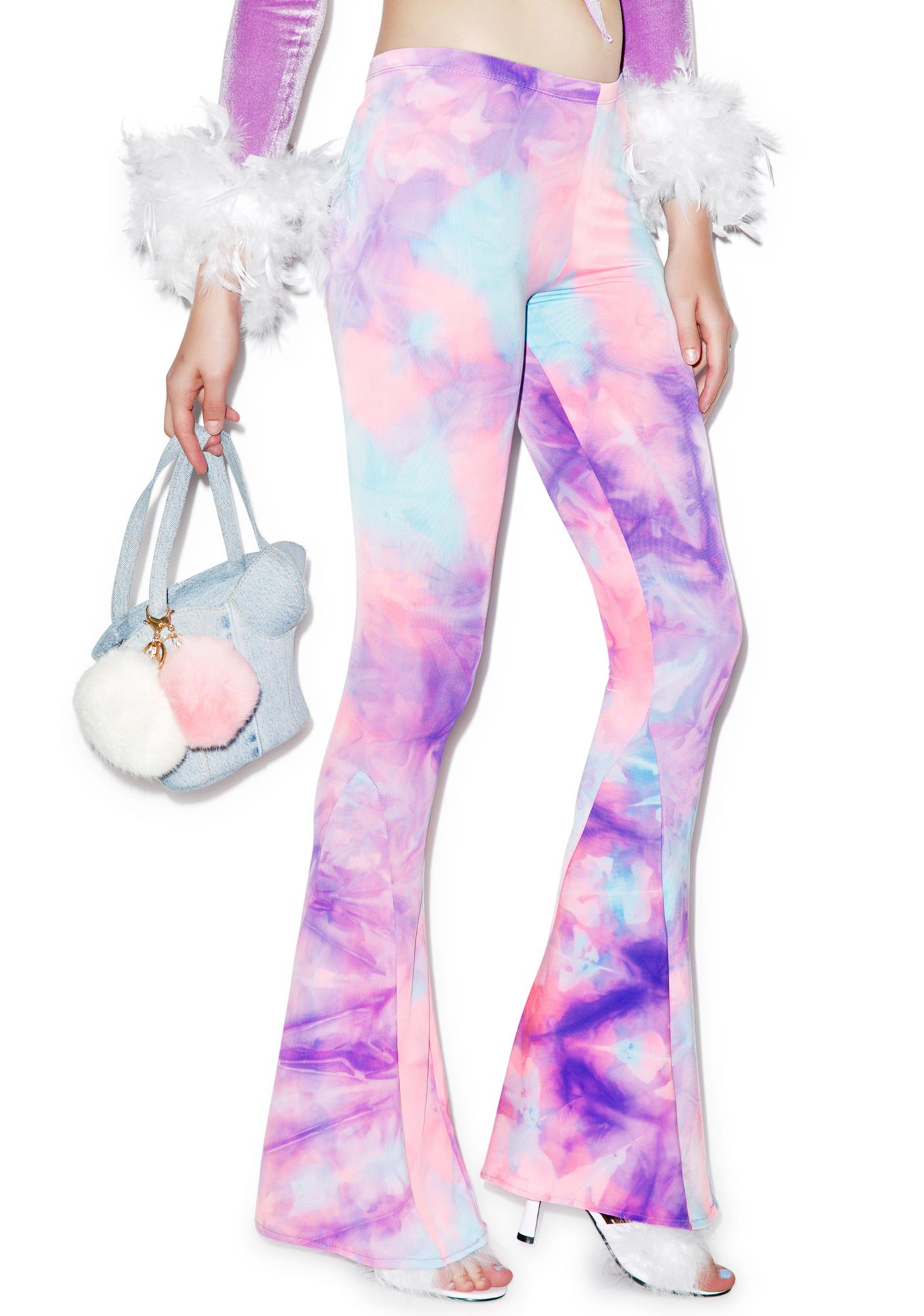 Unicorn Sparkl Bell Bottoms