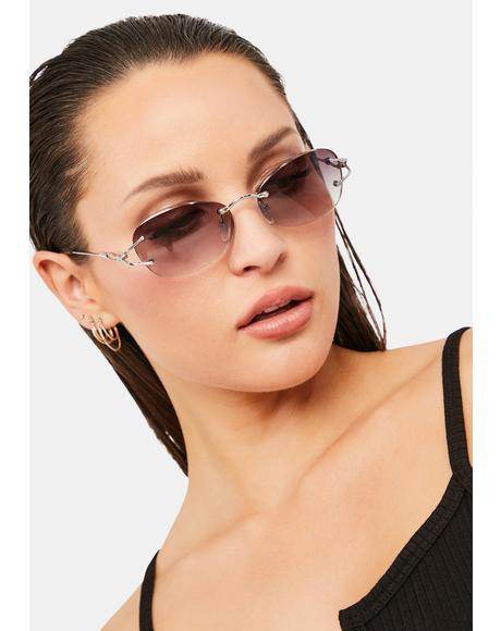 Smoke Dolly Sunglasses
