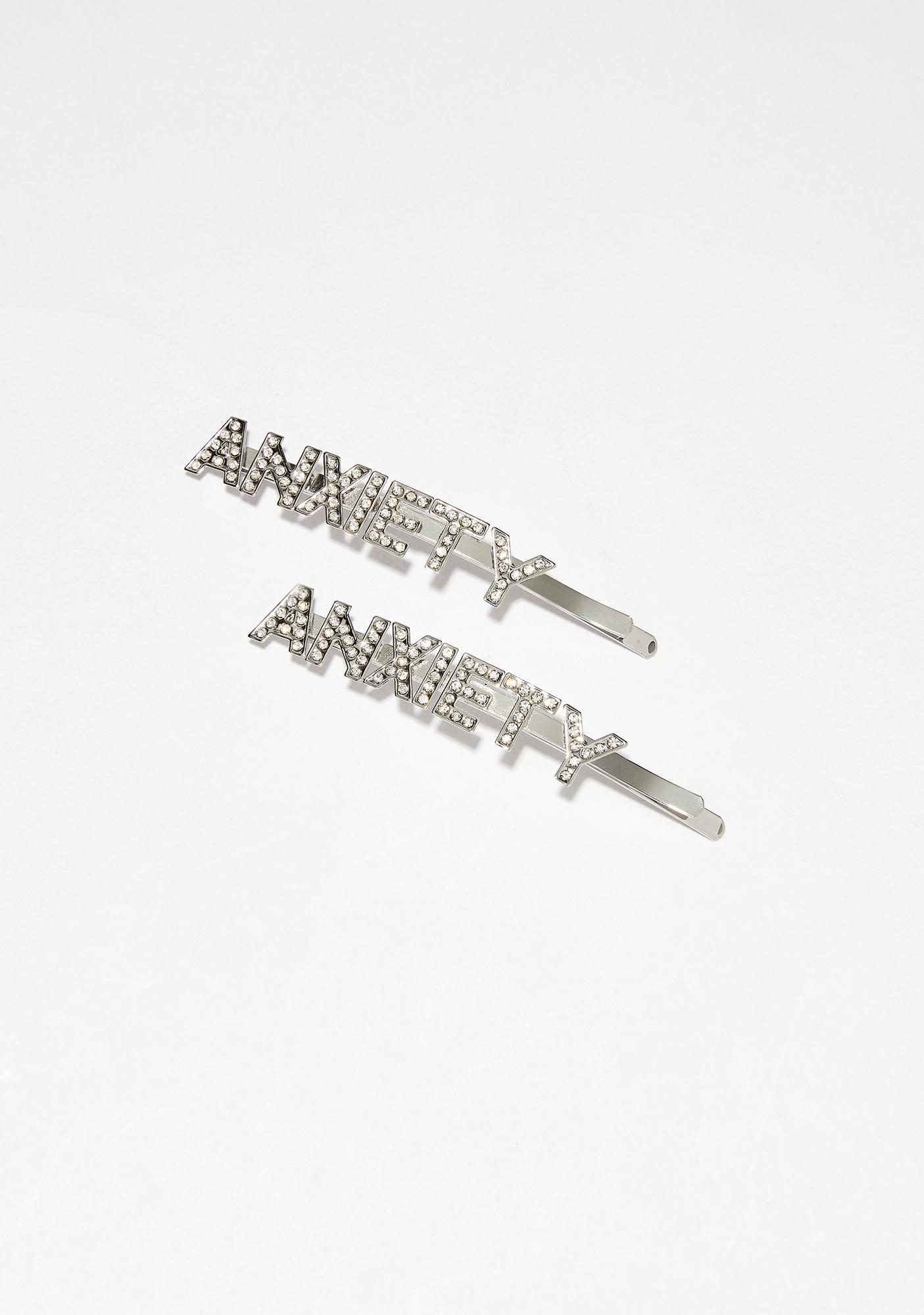 High Anxiety Bobby Pins