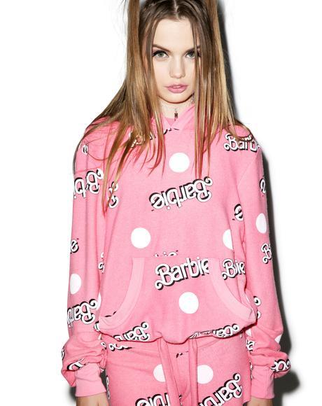 Everywhere Barbie Malibu Pullover