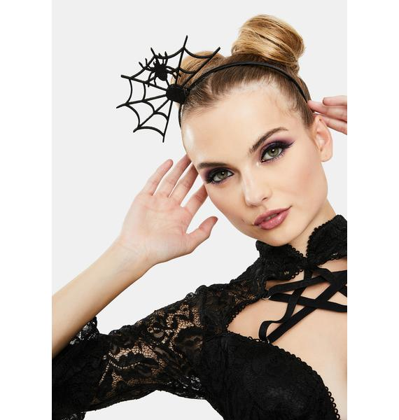 Spider Senses Web Headband