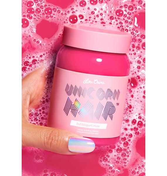Lime Crime Bubble Gum Rose Unicorn Hair Dye | Dolls Kill
