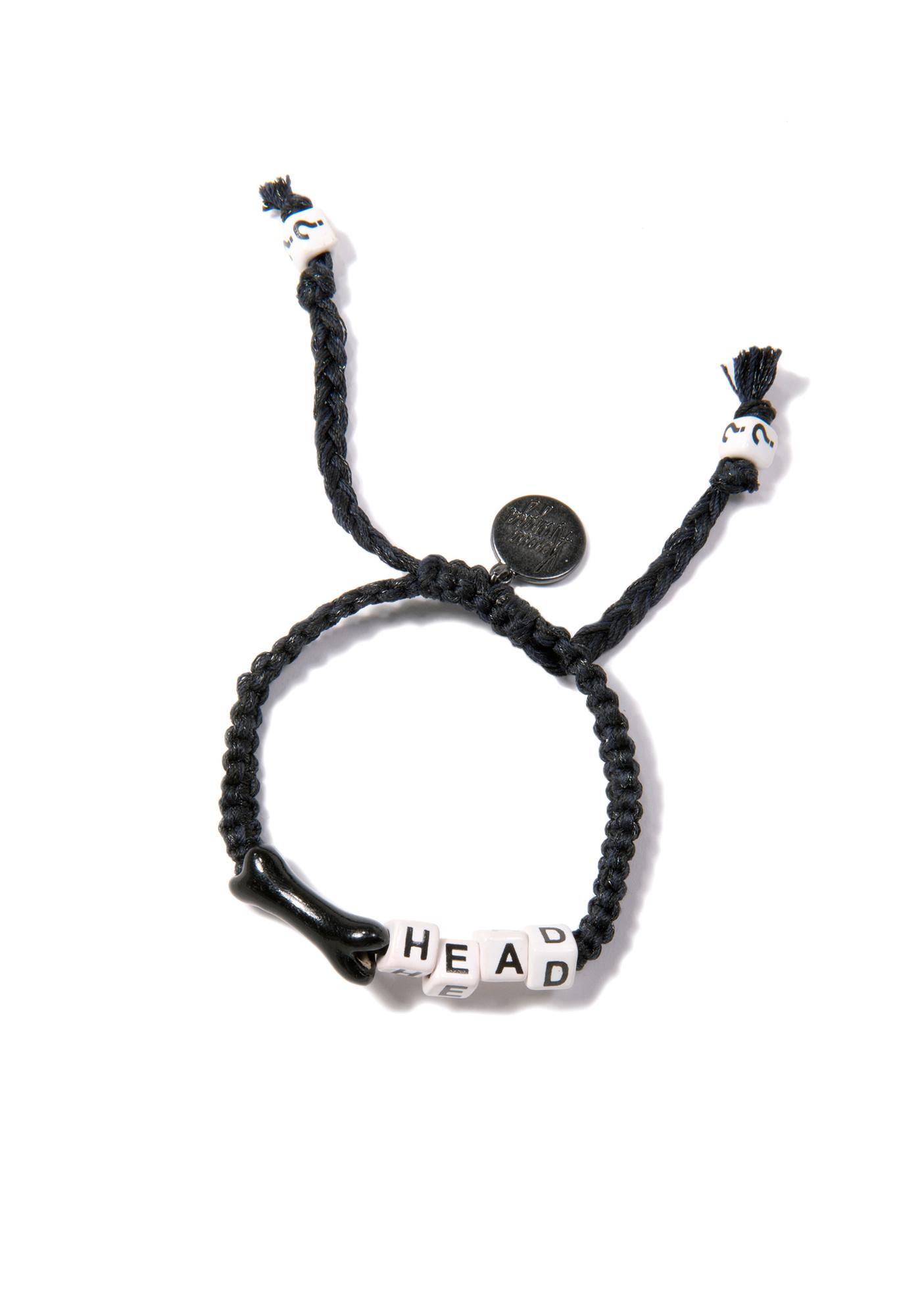 Venessa Arizaga Bone Head Bracelet