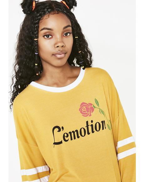 L' emotion Sweater