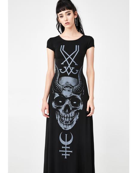 Mooncult Maxi Dress