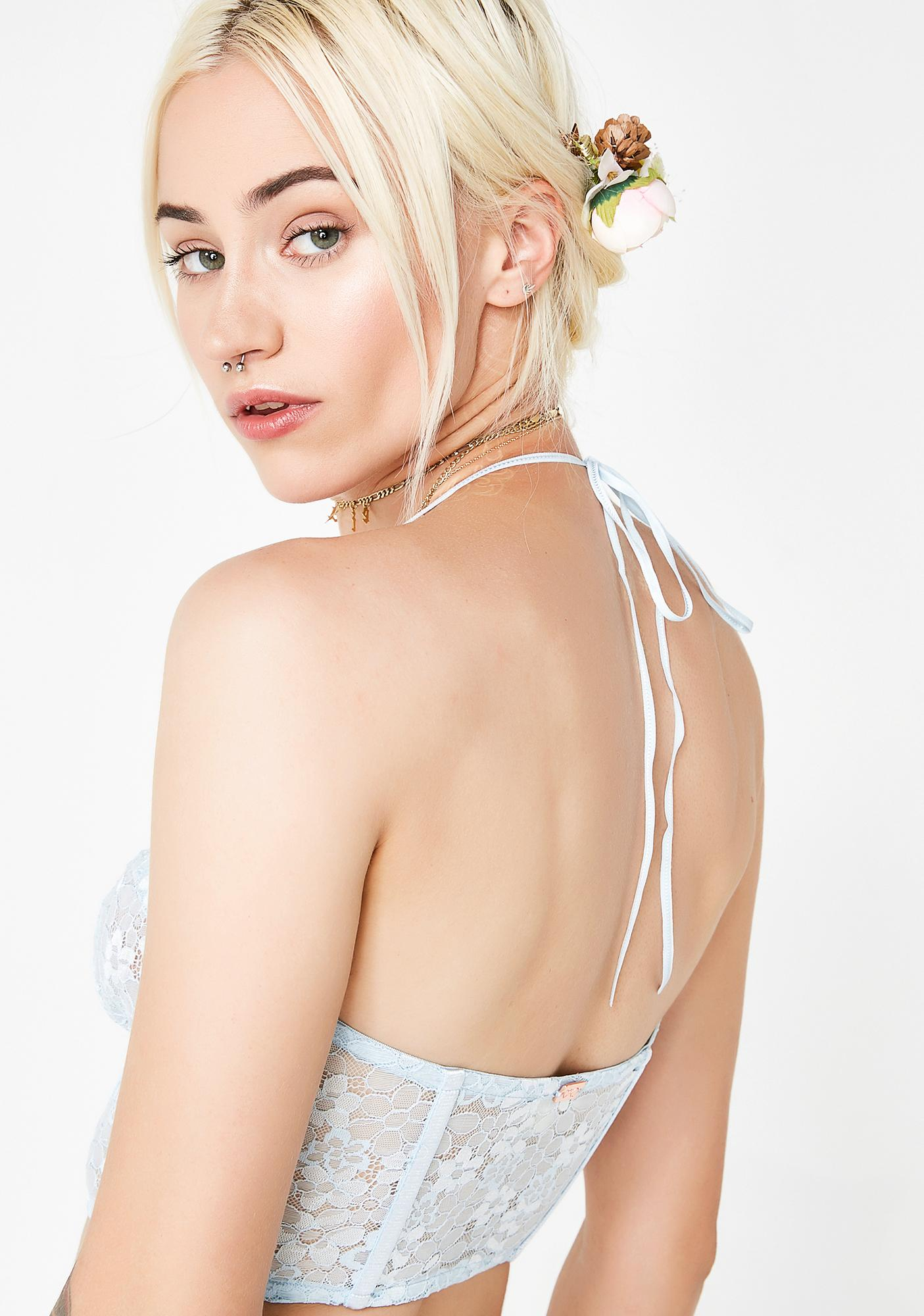 For Love & Lemons Ethereal Visions Underwire Bustier