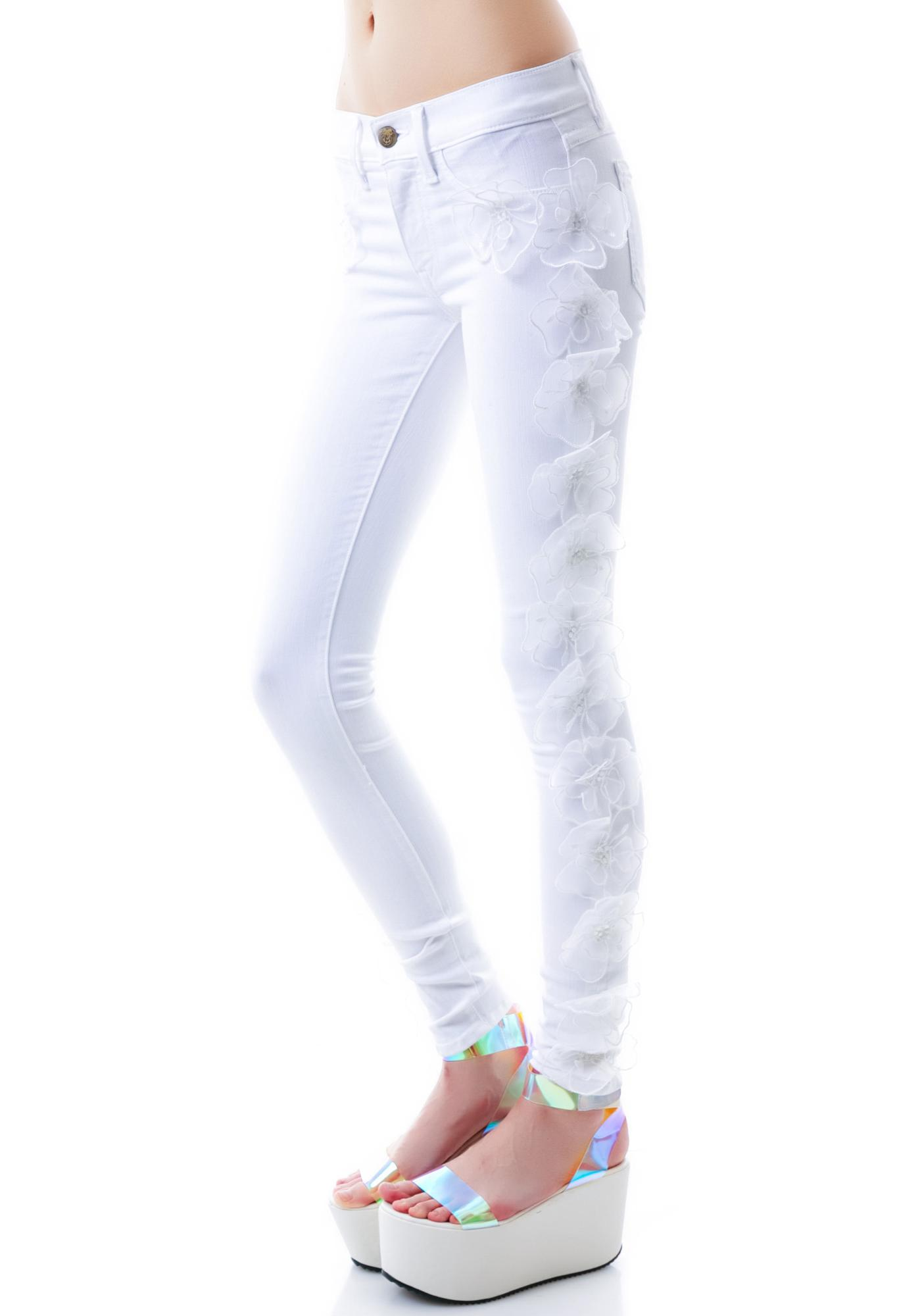 Wildfox Couture Camellia Marriane Pants