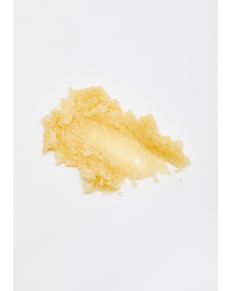 Orange Lip Scrub